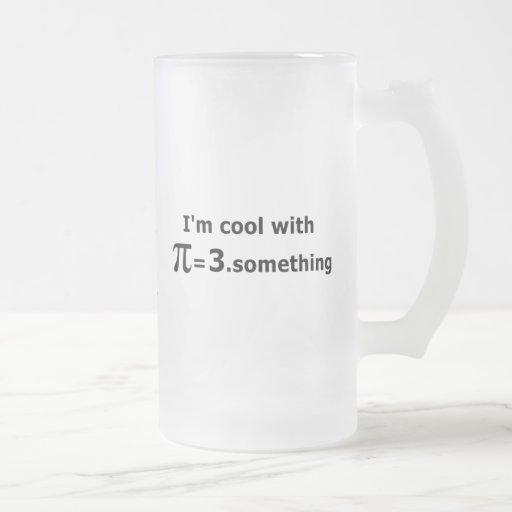 Soy fresco con el pi soy 3 puntos algo taza de café