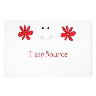Soy fuente papelería