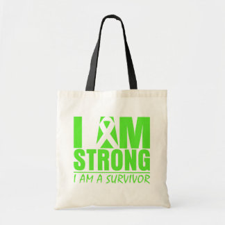 Soy fuerte yo soy un linfoma Non-Hodgkin del super Bolsa