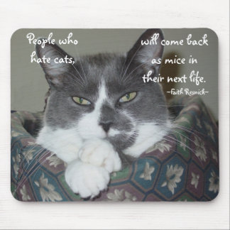 Soy gato… mousepad
