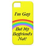¡Soy gay! Caso iPhone 5 Funda