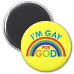 Soy gay para dios imán