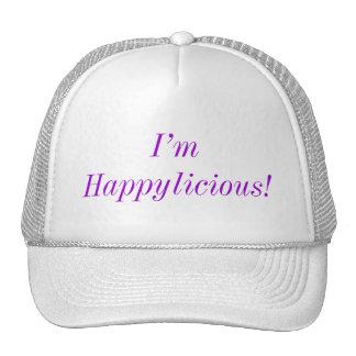 Soy gorra de Happylicious