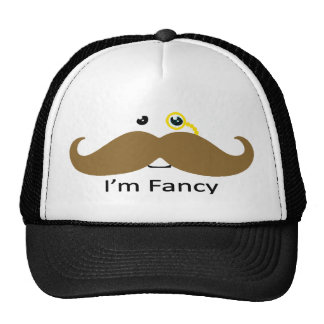 Soy gorra de lujo