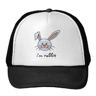 soy gorra del conejo