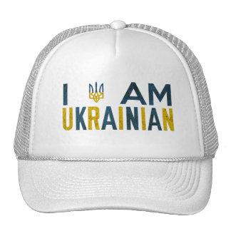 Soy gorra ucraniano
