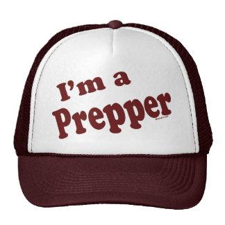 Soy gorras de un Prepper