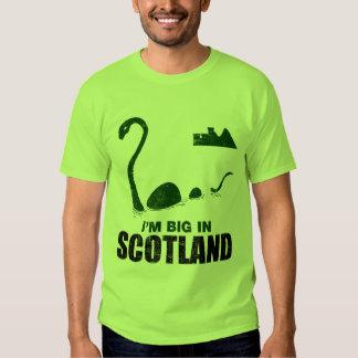 Soy grande en Escocia Remera
