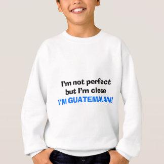 Soy GUATEMALTECO Sudadera
