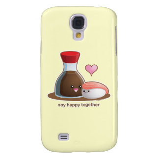 Soy Happy Galaxy S4 Cover