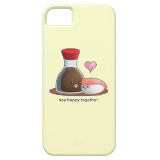 Soy Happy iPhone SE/5/5s Case