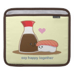 Soy Happy Together iPad Sleeves