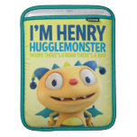 Soy Henry Hugglemonster Mangas De iPad