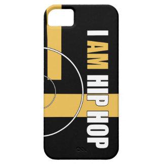 SOY HIP HOP - EXPEDIENTE Y BARZ (EL FONDO NEGRO) iPhone 5 FUNDA