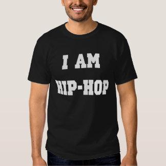 Soy Hip Hop Poleras