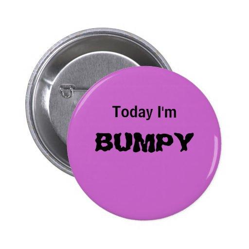 Soy hoy DESIGUAL - un botón del HUMOR