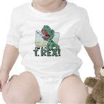 Soy ideas de un regalo de T. Rex Dinosaur Traje De Bebé