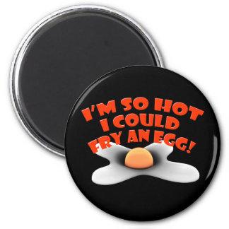 Soy imán tan caliente del huevo