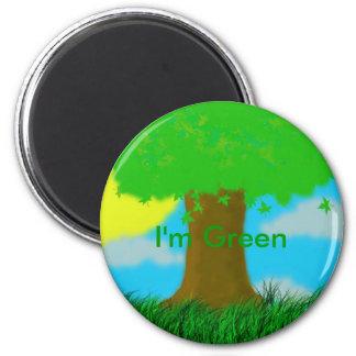 Soy imán verde