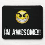 ¡Soy impresionante!!! Mousepad Tapetes De Raton