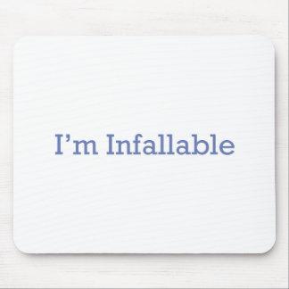 Soy Infallable Mousepad