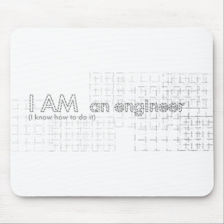 SOY ingeniero Tapete De Ratones