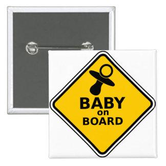 Soy insignia embarazada del botón del topetón del pin