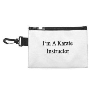 Soy instructor del karate