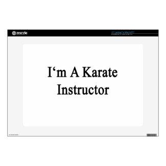 Soy instructor del karate portátil 38,1cm skins