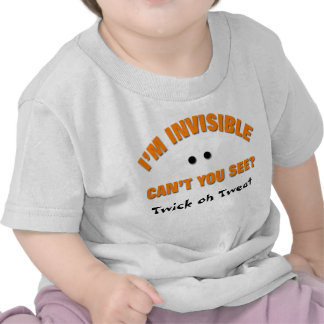 Soy invisible camisetas