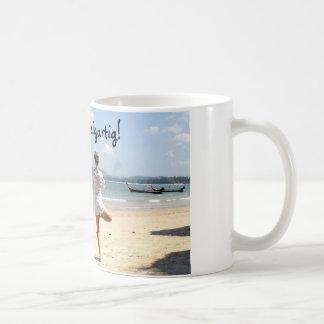 Soy irrepetible! taza de café