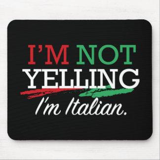 Soy italiano tapetes de ratones