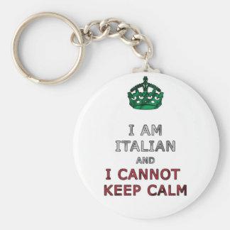 soy italiano yo biselo para no guardar calma llaveros