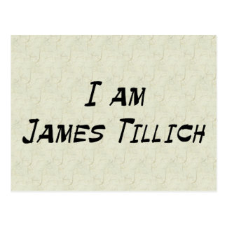 Soy James Tillich Postal