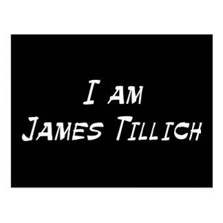 Soy James Tillich Postales