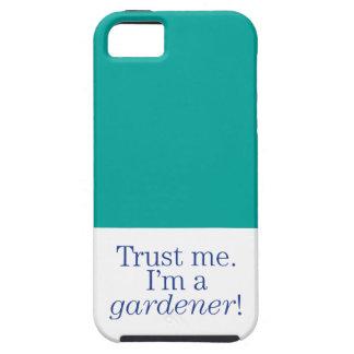 Soy jardinero funda para iPhone SE/5/5s