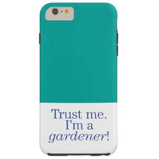 Soy jardinero funda resistente iPhone 6 plus