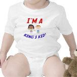Soy Kid de un rey Trajes De Bebé