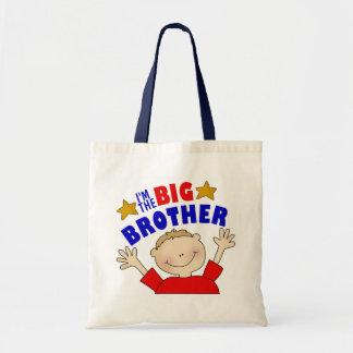 Soy la bolsa de asas de hermano mayor