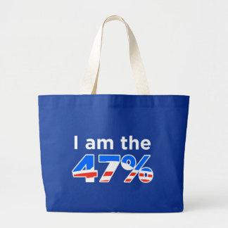 Soy la bolsa de asas del 47% Obama