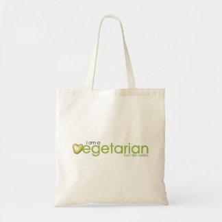 Soy la bolsa de asas vegetariana de la patata