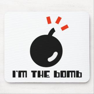 Soy la bomba alfombrillas de raton
