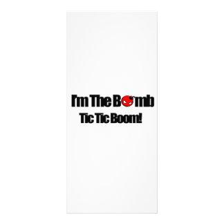 Soy la bomba plantillas de lonas