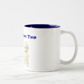 Soy la buena taza de café gemela