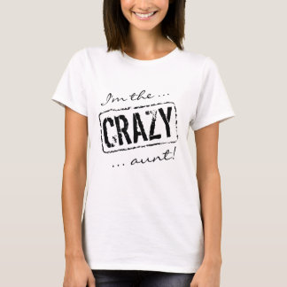 Soy la camiseta blanca loca de la camiseta el | de