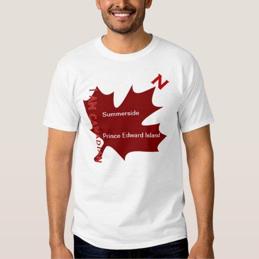 SOY la CAMISETA CANADIENSE #2 - personalizable Playera