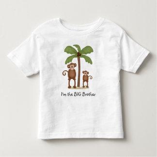 Soy la camiseta de hermano mayor