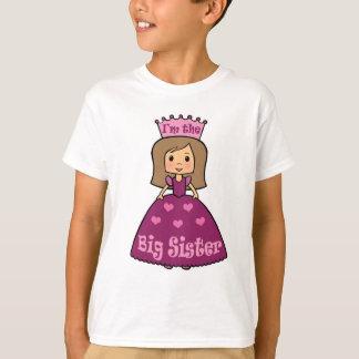 Soy la camiseta de la hermana grande