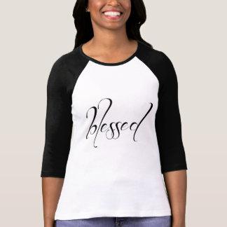 Soy la camiseta de las mujeres bendecidas de la