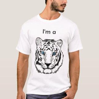 Soy la camiseta de un niño del tigre